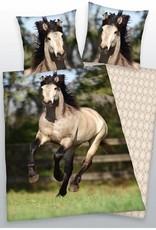 Herding Paard Dekbedovertrek