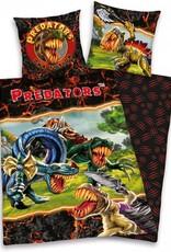 Teen World Dinosaurus Dekbedovertrek Predators