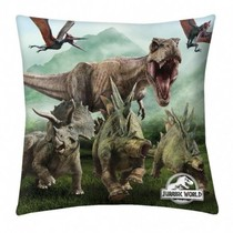 Kidcollection Jurassic Dinosaurus Dekbedovertrek T-Rex