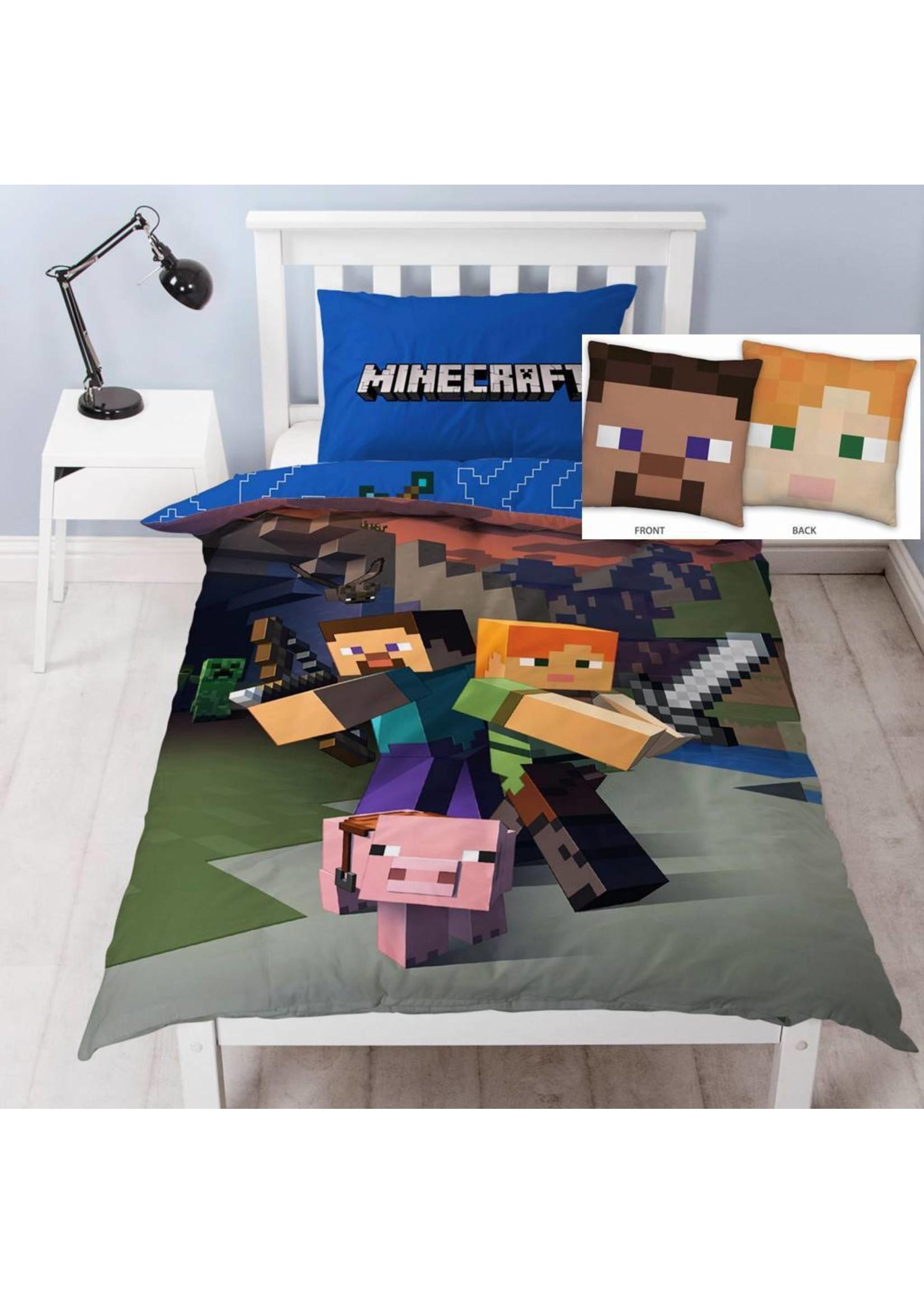 Minecraft Minecraft Dekbedovertrek