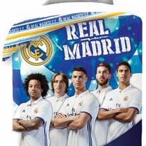 Real Madrid Dekbedovertrek - Eenpersoons - 140 x 200 cm -