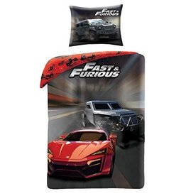 Fast Furious Fast Furious Duvet Katoen