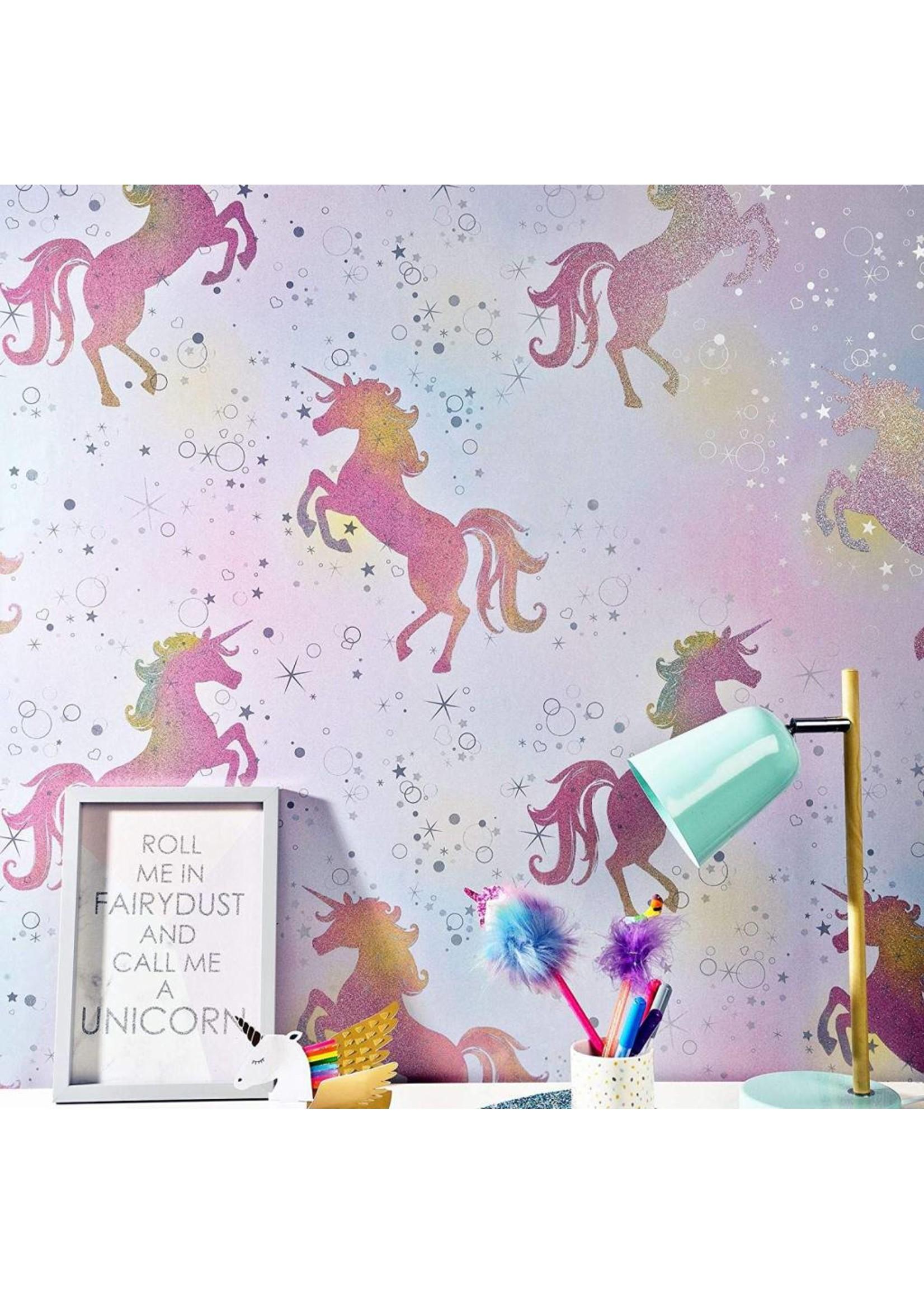 Magische Eenhoorn Unicorn Behang