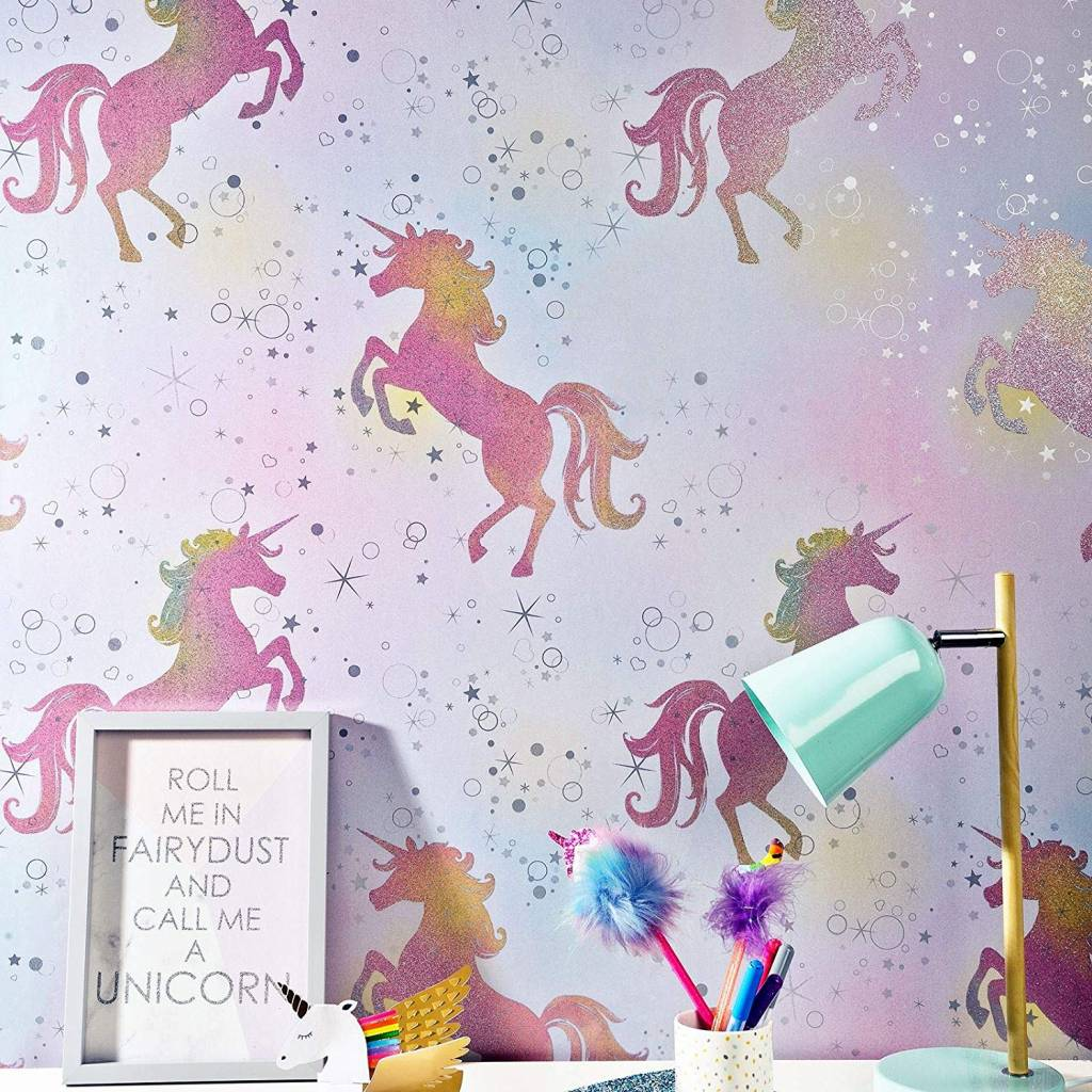 Magical Unicorn Wallpaper