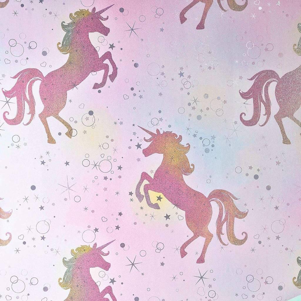 CharactersMania Magical Unicorn Wallpaper
