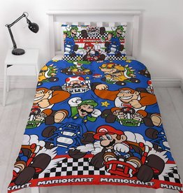 Nintendo Mario Cart Duvet 135x200