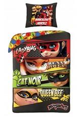 Miraculous Miraculous Duvet Cover Set Ladybug