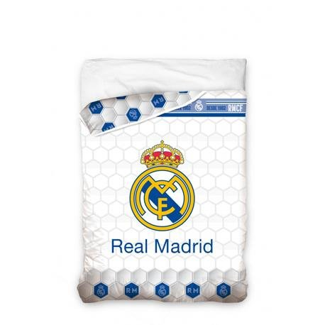 Real Madrid Deken Gevuld 180x260