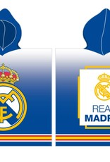 Real Madrid Poncho 60x120cm Katoen