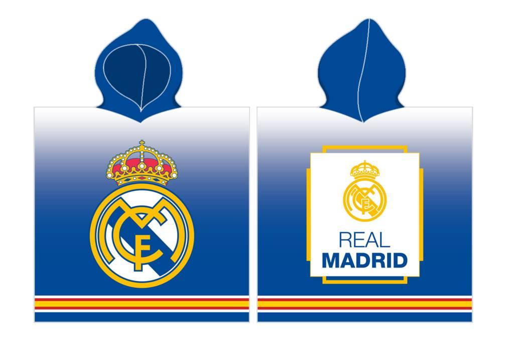 Real Madrid Real Madrid Poncho Handdoek
