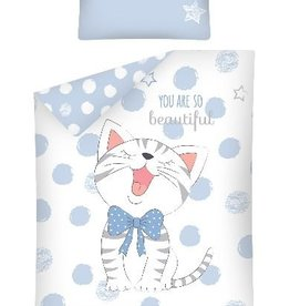 CharactersMania Kitty Junior Duvet Cover Set