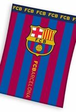 Barcelona Fleece Piaid Deken