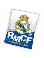 Real Madrid Real Madrid Fleece Blanket