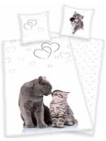 Katten Dekbedovertrek Poezen