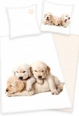 Hond Duvet Cover Set Puppy