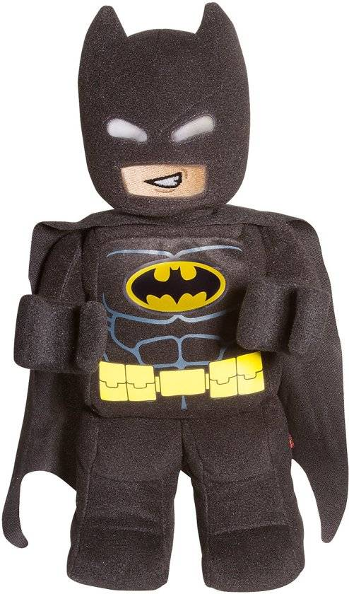LEGO Minifigures Batman Minifigure Plush 853652