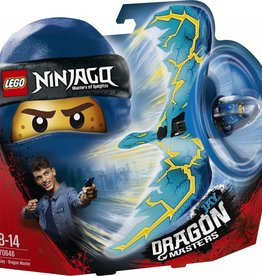 Lego LEGO NINJAGO Dragonmasters Jay 70646