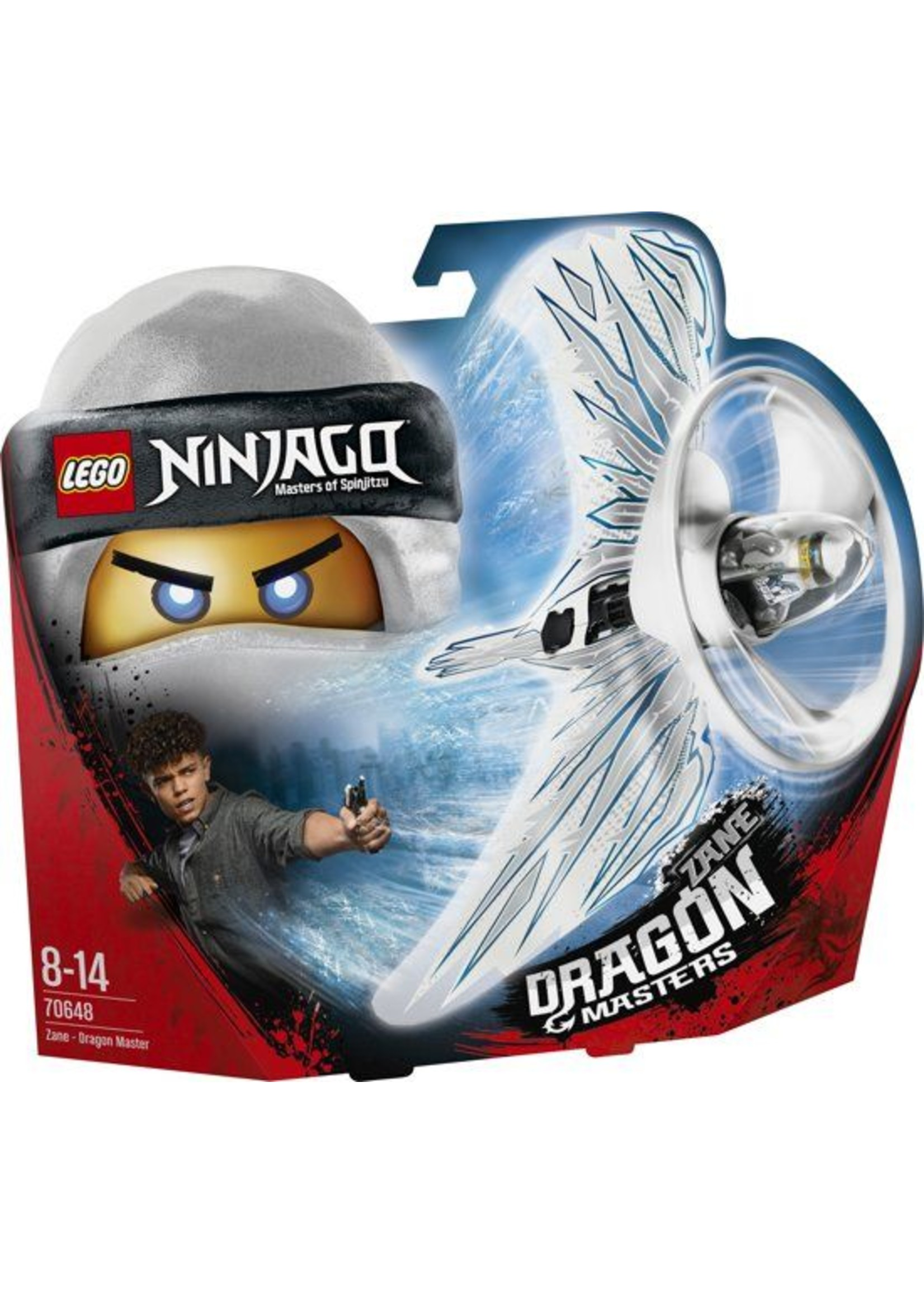 Lego LEGO NINJAGO Drakenmeester Jay 70646