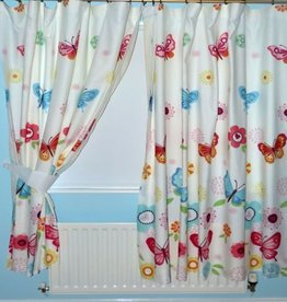 CharactersMania Vlinders Curtains
