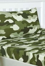 CharactersMania Camouflage Hoeslaken