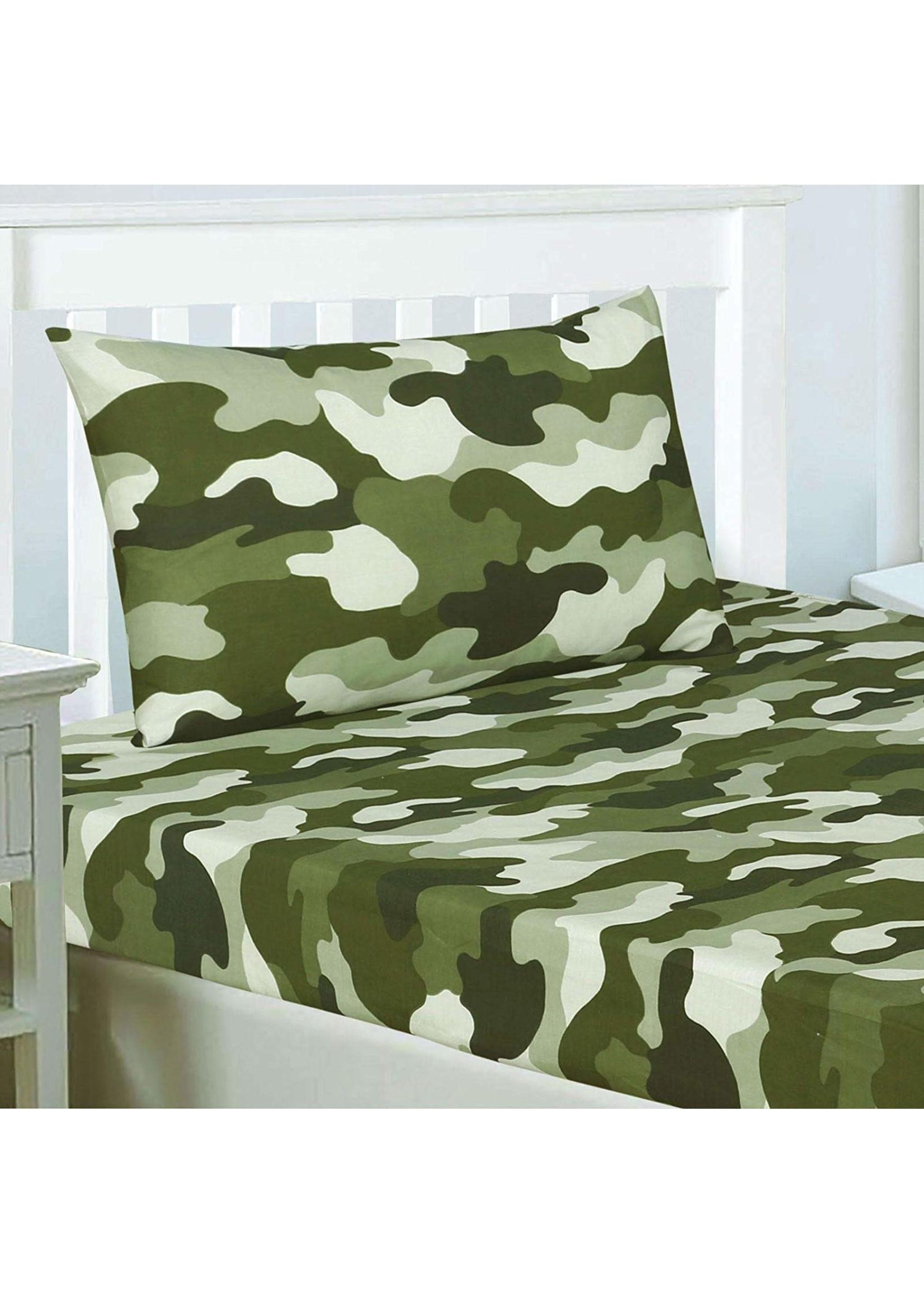 Camouflage Hoeslaken