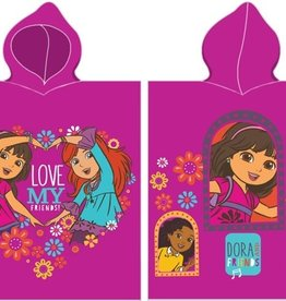 Dora Poncho Handdoek