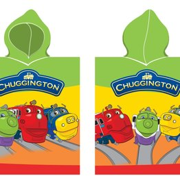 Chuggington Chuggington Poncho Handdoek