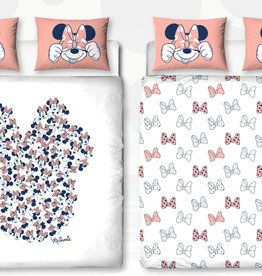 Disney Minnie Mouse Double Duvet Cover