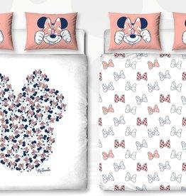 Disney Minnie Mouse Tweepersoons Dekbedovertrek