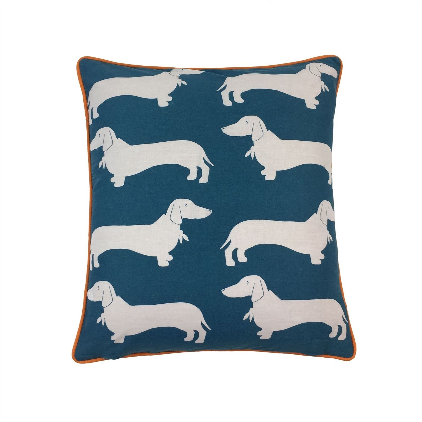 CharactersMania Sausage Dog Cushion