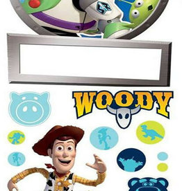 Disney Pixar Toy Story DeurNaam Stickers