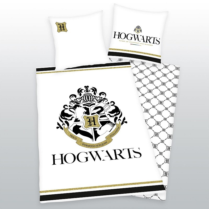 Harry Potter Dekbedovertrek 140x200 70x90