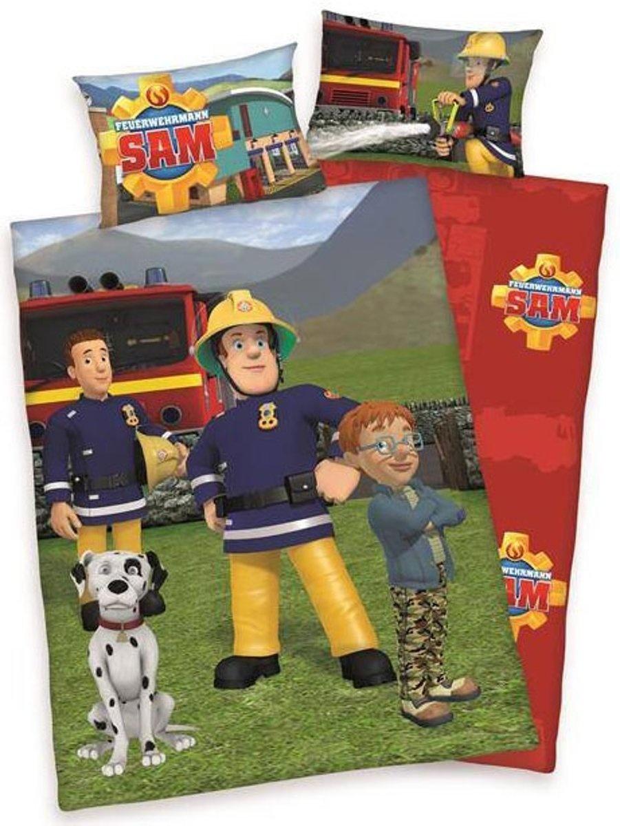 Brandweerman Sam Firefighter Sam Junior Duvet Cover