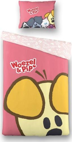 Woezel en Pip Woezel & Pip Duvet Cover Set