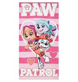 Nickelodeon Paw Patrol  Paw Patrol Handdoek Great Job Pups