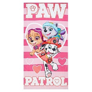 Nickelodeon Paw Patrol  Paw Patrol Handdoek Great Job Pups