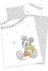 Disney Mickey Minnie Mouse Dekbedovertrek
