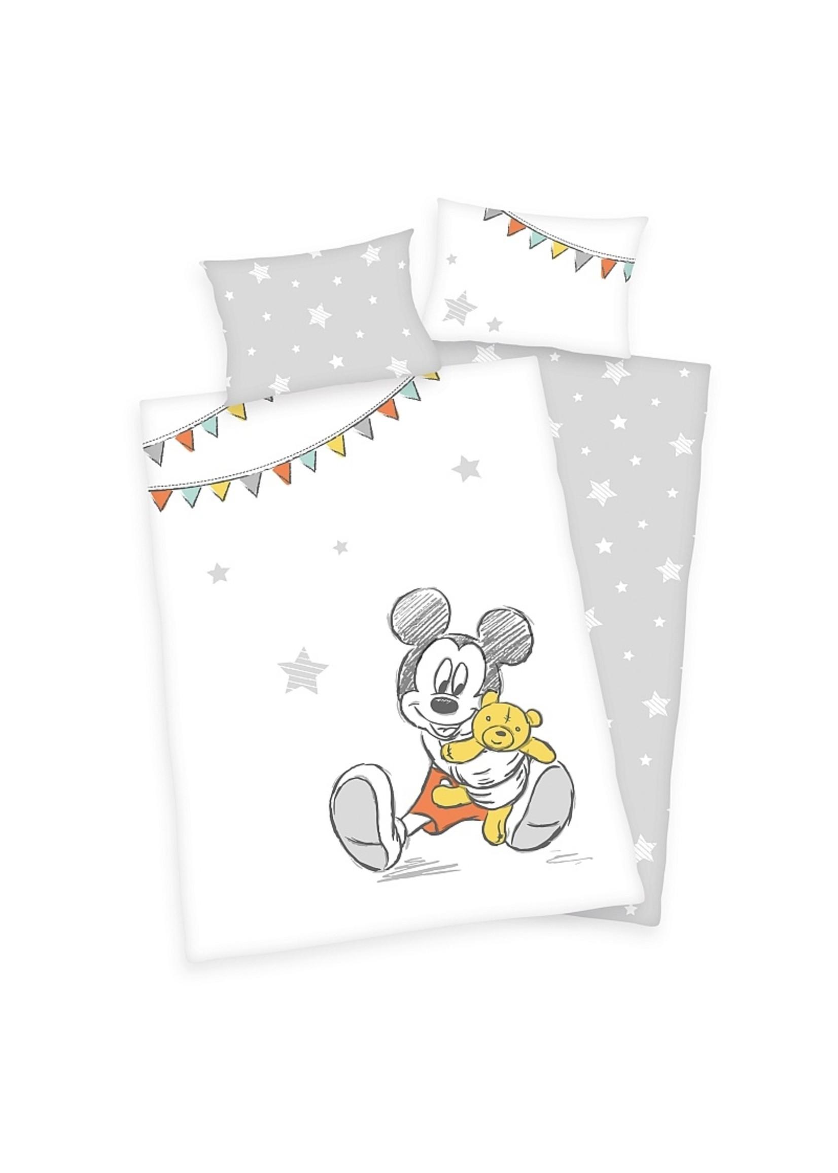 Disney Mickey Minnie Mouse Dekbedovertrek