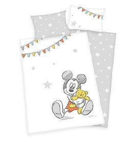 Disney Mickey Minnie Mouse Dekbedovertrek Junior