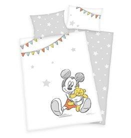 Disney Mickey Minnie Mouse Dekbedovertrek Junior
