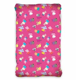 Peppa Pig Fitted Sheet
