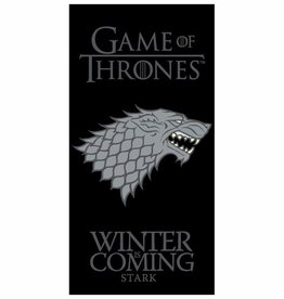 Game of Thrones Towel Winter is Coming
