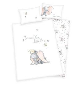 Dumbo Dekbedovertrek Junior Olifant 100x135 Katoen
