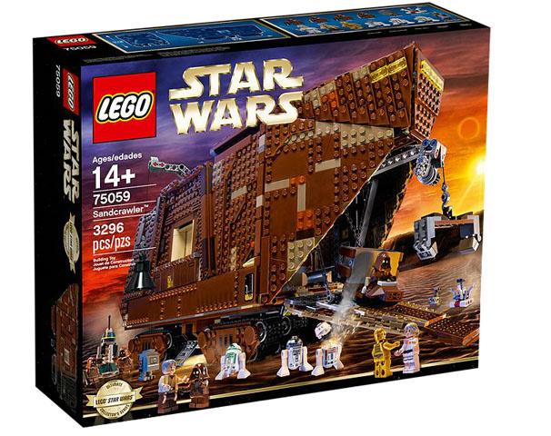 Lego Lego Star Wars Sandcrawler 75059