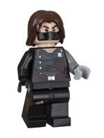 Lego Lego Winter Soldier Captain America