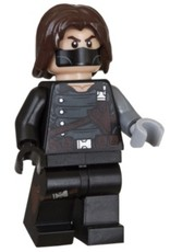 Lego Lego Marvel Super Heroes Winter Soldier Captain America