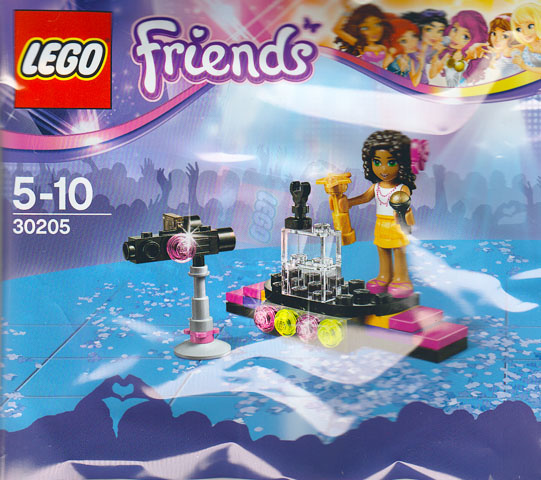 Lego LEGO Friends Popstar 30205