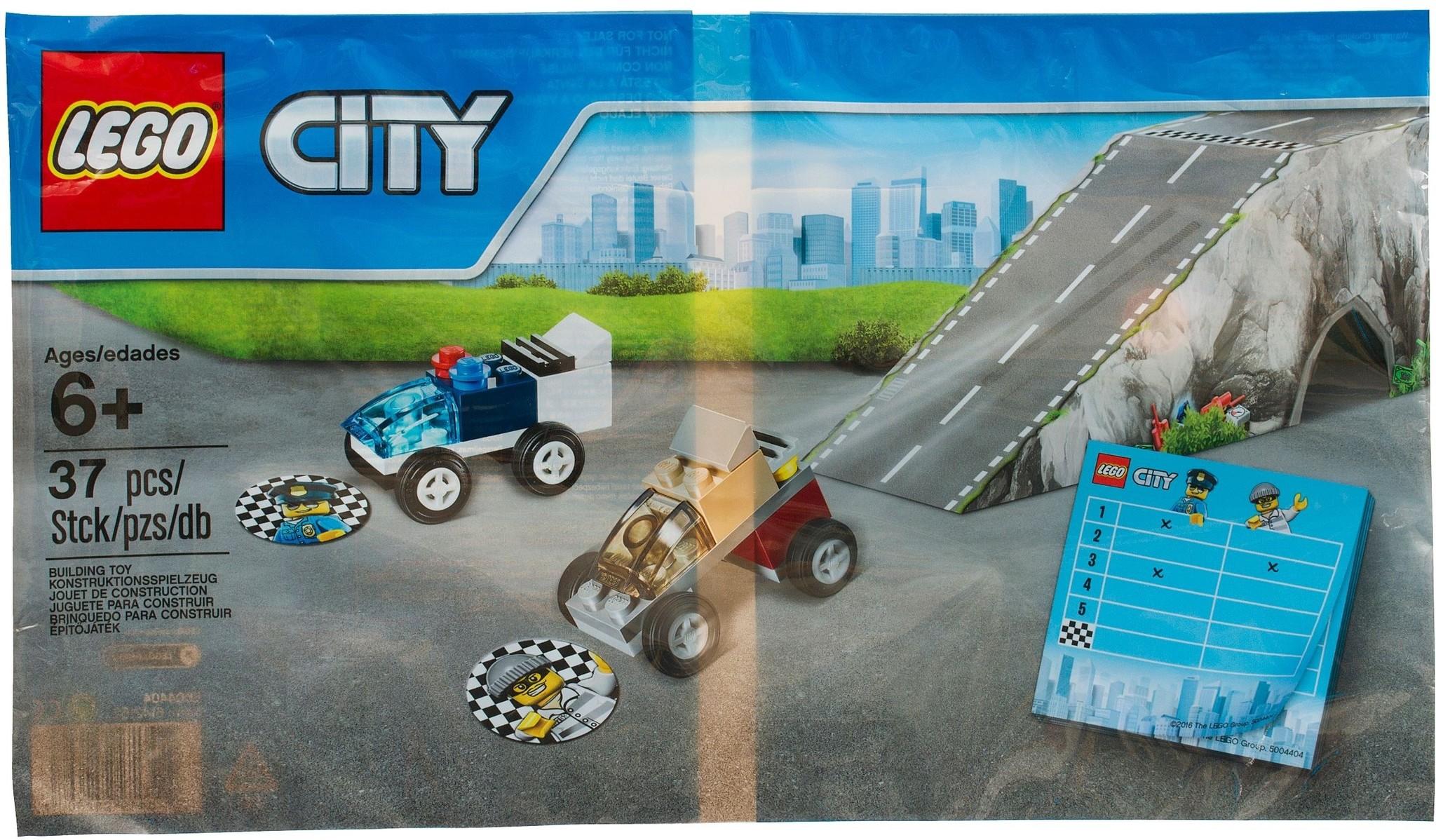 Lego LEGO City Politie Achtervolging