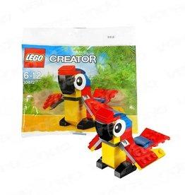 LEGO CREATOR Papegaai 30472