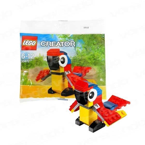 Lego LEGO CREATOR Papegaai 30472